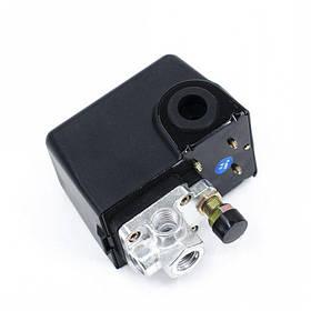 Автоматика к компрессору 220 V, с переключателем Profline 21E