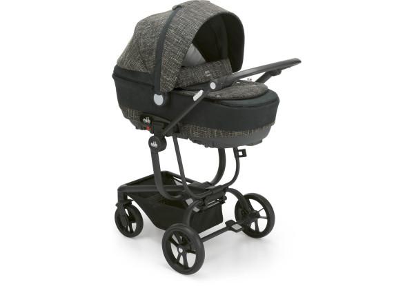 Детская коляска универсальная 3 в 1 Cam Taski Fashion цвет серый (912/656)
