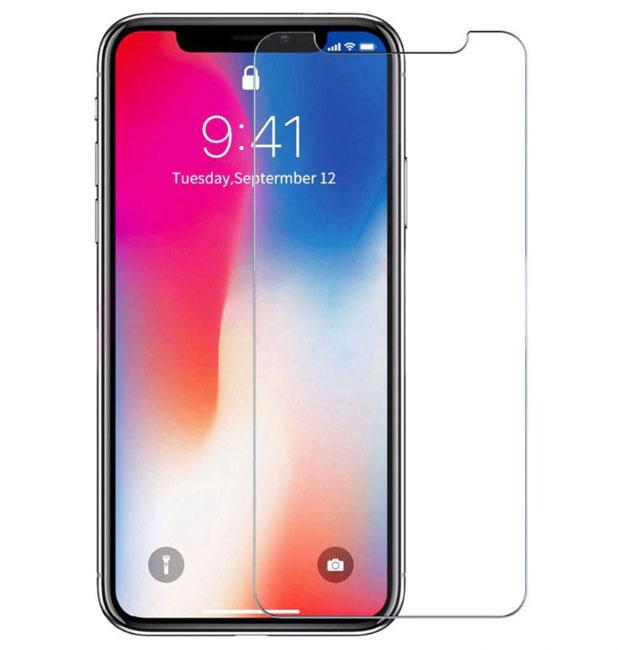 Закаленное защитное стекло для Apple iPhone X / XS / 11 Pro