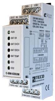 C-BM-0202M модуль для контроля заряда и защита батареи LiFePO, 2x RO