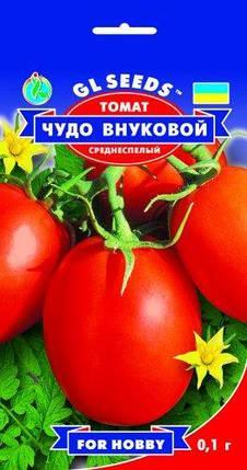 Томат Чудо Внуковой, пакет 0,1г - Семена томатов, фото 2