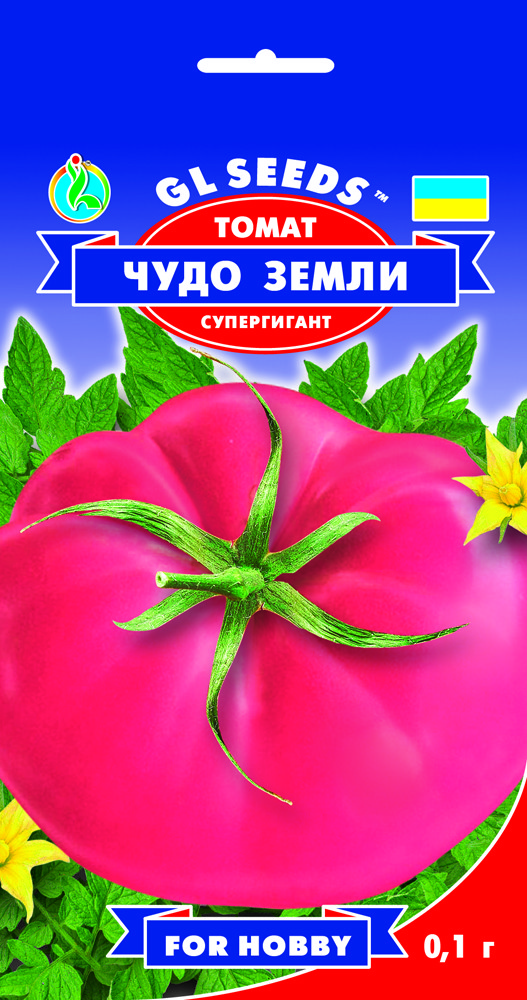 Томат Чудо земли, пакет 0,1г - Семена томатов