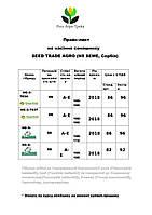 Рекомендації по вирощуванню соняшника