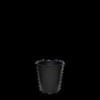 """Одноразовый стакан, серия """"Настроение ЧЁРНЫЙ"""", 110 мл 50шт/уп (1ящ/20уп/1000шт)"""