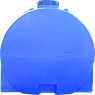 Емкость горизонтальная круглая 5000 литров, фото 3