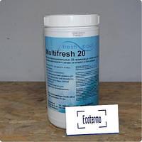 Хлорные таблетки 3 в 1 Fresh Pool Мультитаб 20 (1 кг)