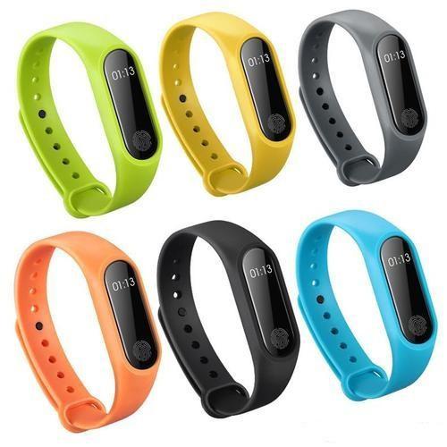 Фитнес браслет Smart Band M2 Цветные