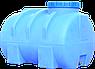Емкость горизонтальная круглая 300 литров, фото 2