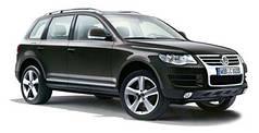 VW Touareg (2002-2009)