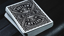 Карты игральные   Outlaw Playing Cards by Kings & Crooks, фото 3