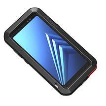 """Чехол Love Mei PoverFul для Samsung Galaxy A8+ 6"""", фото 2"""