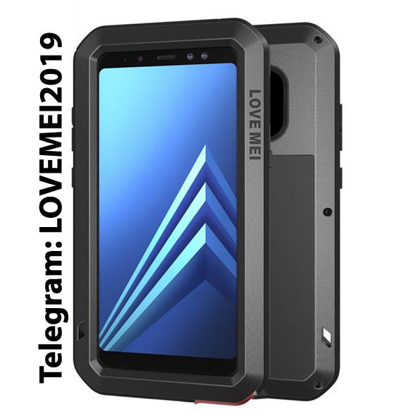 "Чехол Love Mei PoverFul для Samsung Galaxy A8+ 6"""