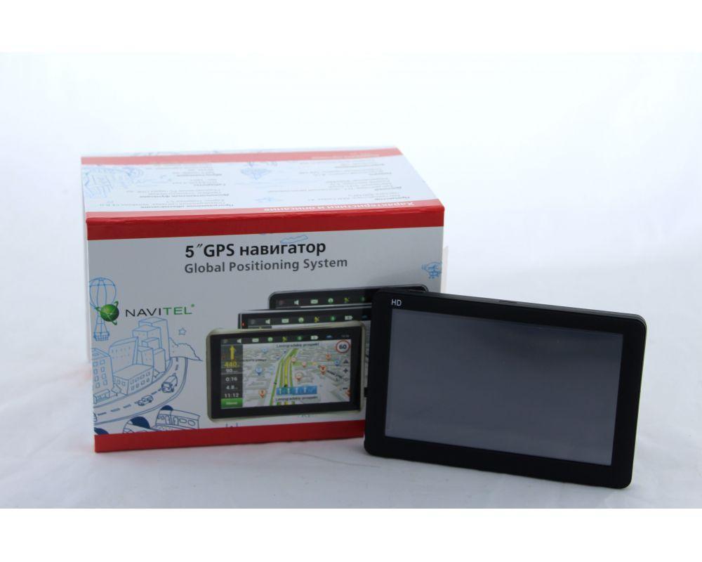 GPS навигатор в машину Navitel5003 ram 256mb 8gb емкостный экран популярный путеводитель автомобильный