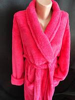 Женские халаты больших размеров оптом со склада., фото 1