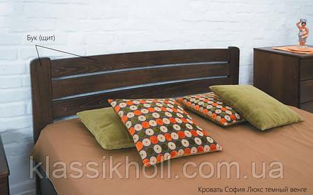 Кровать София Люкс Бук Олимп, фото 2
