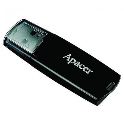 USB флеш накопитель Handy Steno 8GB AH322 black Apacer (AP8GAH322B-1), фото 2