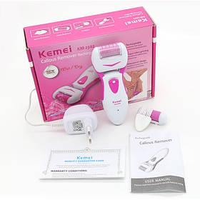 Электрическая роликовая пилка Kemei Km-2502