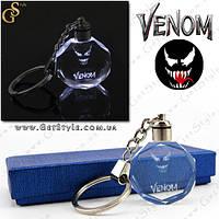"""Светящийся брелок Venom - """"Venom Keychain"""", фото 1"""