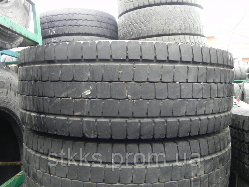215/75R17,5 Dunlop SP444