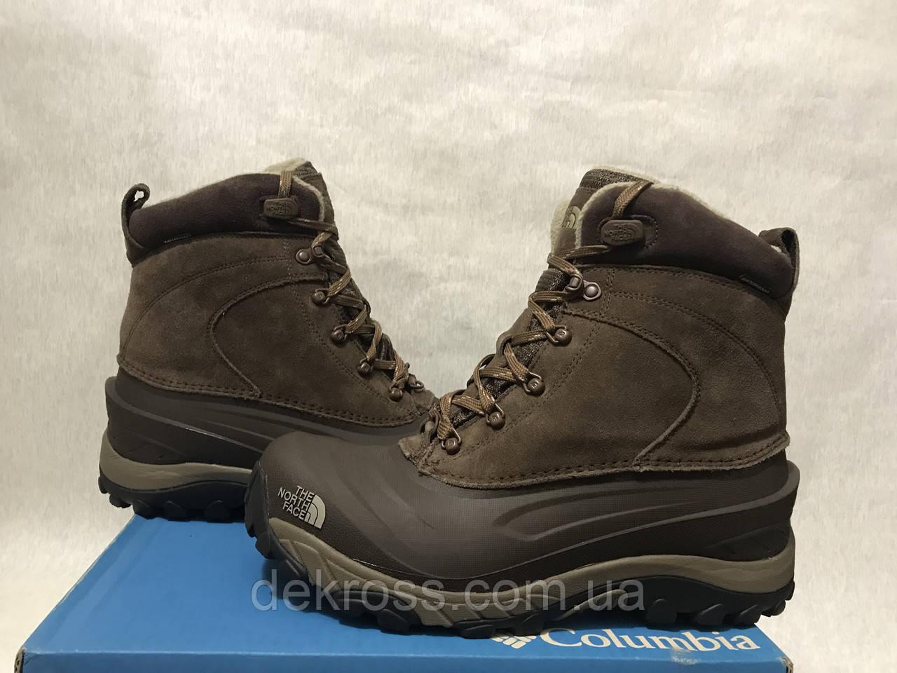 Ботинки The North Face Chilkat III Оригинал NF0A39V6