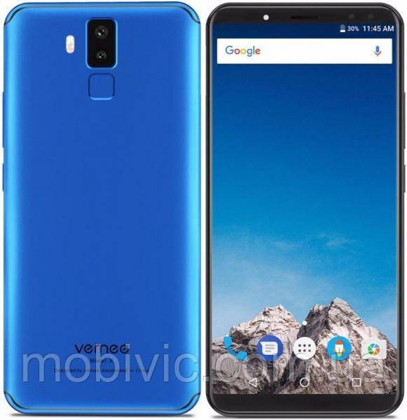 Смартфон Vernee X (blue) оригинал - гарантия!