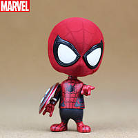 Фигурка Человек Паук / Cosbaby Spiderman Marvel/ Людина Павук 10см