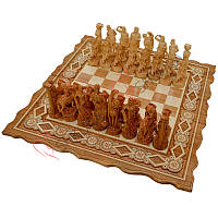 """Шахматы """"Древняя Греция"""". 56х56 см."""