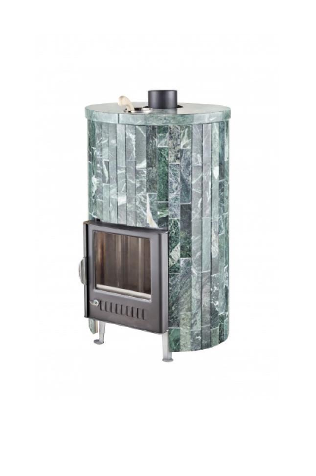 Печь Ферингер ламель»Уют» закрытая каменка до 30м³