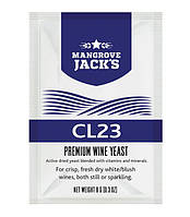 Дрожжи для игристых и сухих вин Mangrove Jack's CL23 (Н.Зеландия)