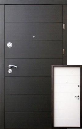 """Входные двери """"Стильные двери"""" серии Элит.X001"""
