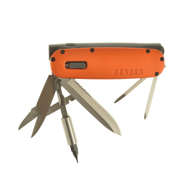 Мультитул Gerber Fit light Tool 31-000919