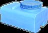 Емкость горизонтальная прямоугольная 125 литров, фото 2