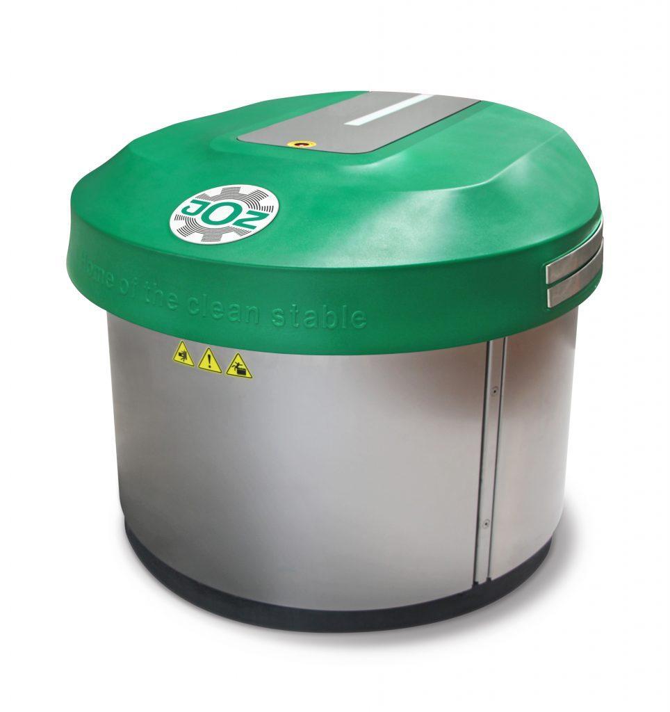 Робот для підгортання кормів JOZ MOOV PRO