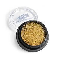 Бульонки PNB Золото 0,8 мм, металлические, 4 гр