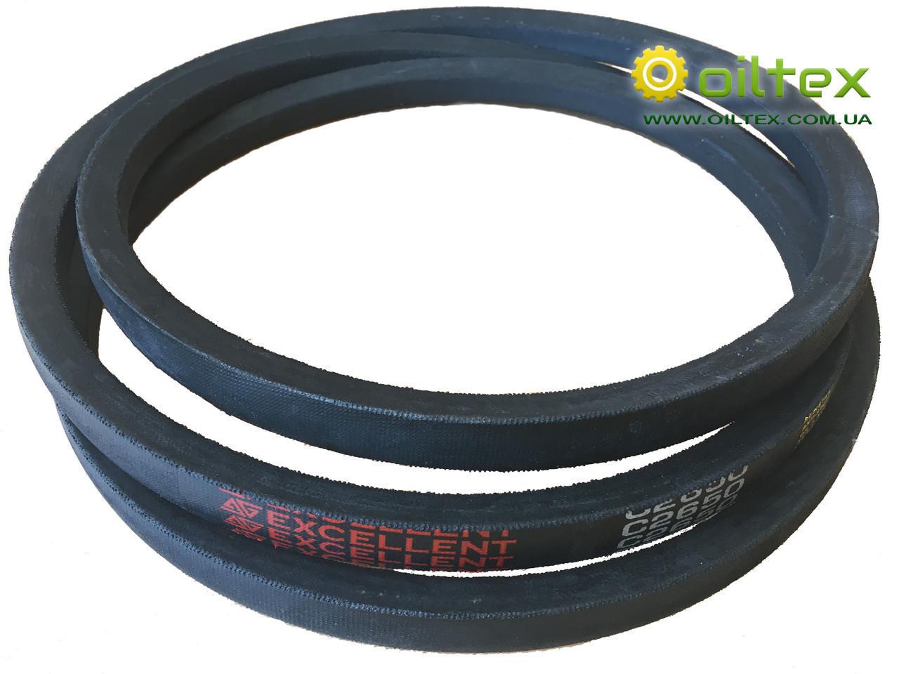 Ремень приводный УВ(SPС)-2650 Excellent