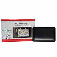 Серсорный автомобильный навигатор Atom GPS 6001 ddr2-128mb 8gb HD емкостный экран + Навител