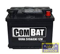 Автомобильный аккумулятор SADA COMBAT 6ст - 60 Ah 510A (+ справа)