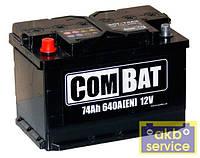Автомобильный аккумулятор SADA COMBAT 6ст - 74 Ah 680A (+ слева)