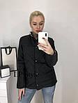 """Куртка синтепон 200 весна """"На кнопках"""" от СтильноМодно, фото 3"""