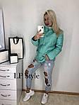 """Куртка синтепон 200 весна """"На кнопках"""" от СтильноМодно, фото 8"""