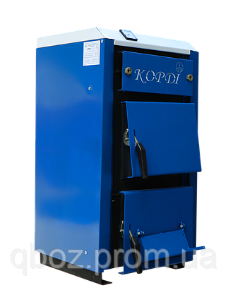 Котел твердотопливный Корди АОТВ серия С,СТ (10-40 кВт), фото 2