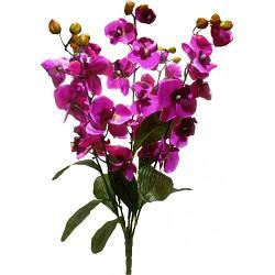 Орхидея искусственная высота 68 см. в упаковке 5 штук