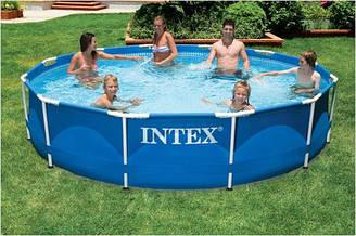 Каркасный бассейн  Intex  366х76 см, арт. 28210/28710