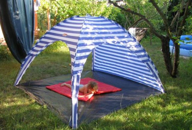 Стильная палатка тент Coleman для отдыха 1038