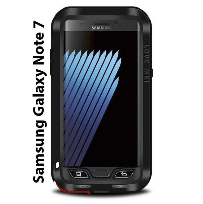 Чехол Love Mei PoverFul для Samsung Galaxy Note 7, фото 1