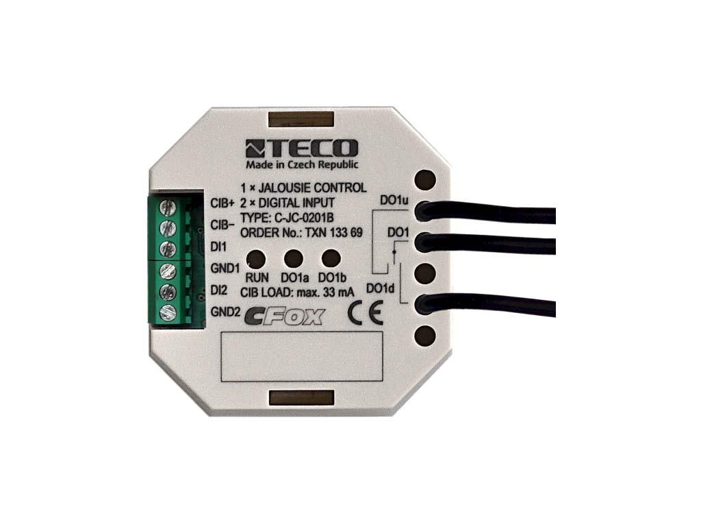 C-JC-0201B модуль приводов жалюзи