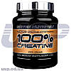 Scitec Nutrition 100% Creatine Monohydrate креатин моногдрат для роста мышечной массы спортивное питание