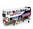 Конструктор Sluban Двухэтажный автобус, 741 дет, М38-В0335, фото 4