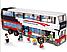 Конструктор Sluban Двухэтажный автобус, 741 дет, М38-В0335, фото 7