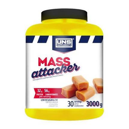 Вітамінний UNS Mass Attacker 3000 g, фото 2